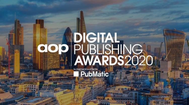 AOP Publishing Awards 2020